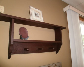 3ft Shelf with pegs