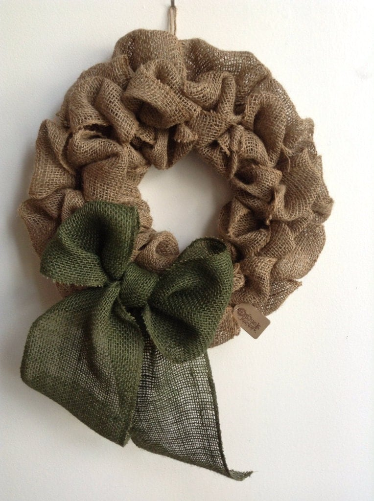 St patricks day wreath holiday wreath burlap christmas Burlap xmas wreath
