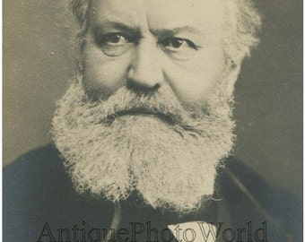 Charles Gounod French composer antique photo