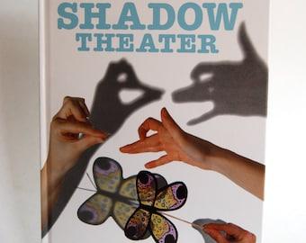Vintage Children's Book, Rainy Days Shadow Theater