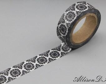 Washi Tape - Masking Tape - Japanese Washi - Deco Tape - Gift Wrap - Filofax - MT065