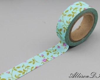 Washi Tape - Masking Tape - Japanese Washi - Deco Tape - Gift Wrap - Filofax - MT100