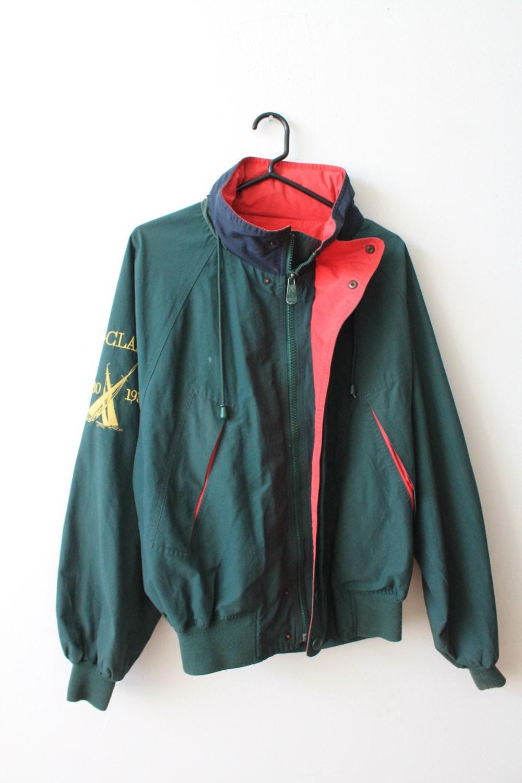 Polo Jacket Mens