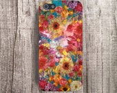 Autumn Colours iPhone 5 Case Floral iPhone Case iPhone 4 Case Fall 2015 Floral iPhone 6 Case Autumn Trends 2015 iPhone 5 Case iPhone Case