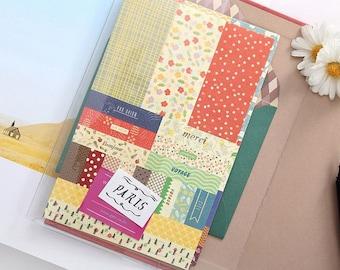 Petit Deco Sticker Set Ver. 3  - 8 sheets