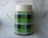 Vintage Thermos Unique Design Made in USSR in 1970s.