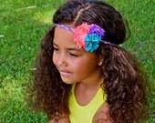Braided Boho Headband for Babies, Children, and Women!