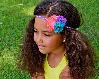 Braided Boho Headband for Babies, Children, and Women!