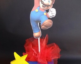 Mario and/or Luigi Centerpiece