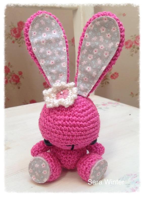 Amigurumi Bunny Ears : Amigurumi Crochet Bunny Rabbit