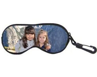 Custom Neoprene Eyeglass Case