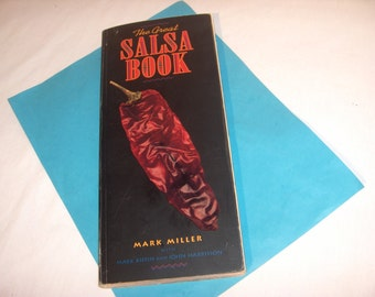 The GREAT SALSA BOOK 1994 by Mark Miller