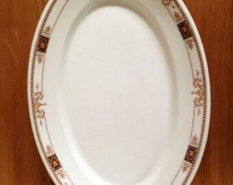 Antique Syracuse China Calhoun Platter