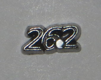 26.2 Running  HGC0306 Floating Charm for Glass Memory Lockets