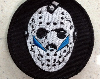 Friday The 13th Part 5: A New Beginning patch Jason Voorhees, 80's horror