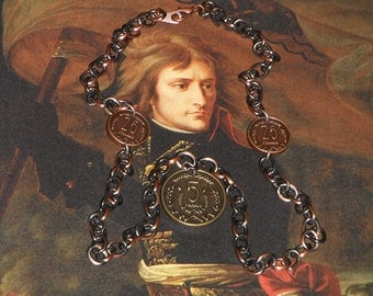 Franc Necklace