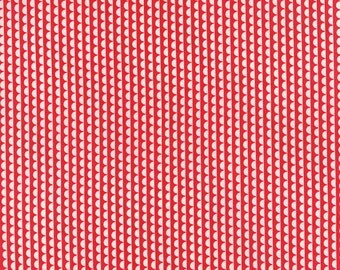 Miss Kate Sundae in Red Fabric by Bonnie and Camille for Moda Fabrics
