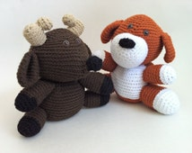 Amigurumi Dog Noses : Popular items for amigurumi nose on Etsy