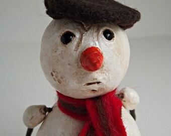 Snowman Butch