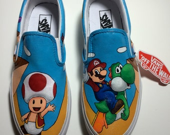 Super Mario 2 shoes