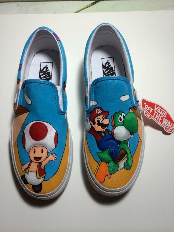 Super Mario 2 shoes