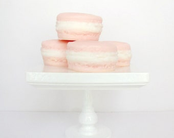 Strawberry Macaroon Soaps - 4 Set