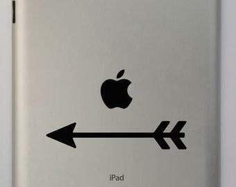 Arrow iPad Decal