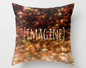 Popular items for pillow quote on Etsy - Words And Quotes Pillow Designs