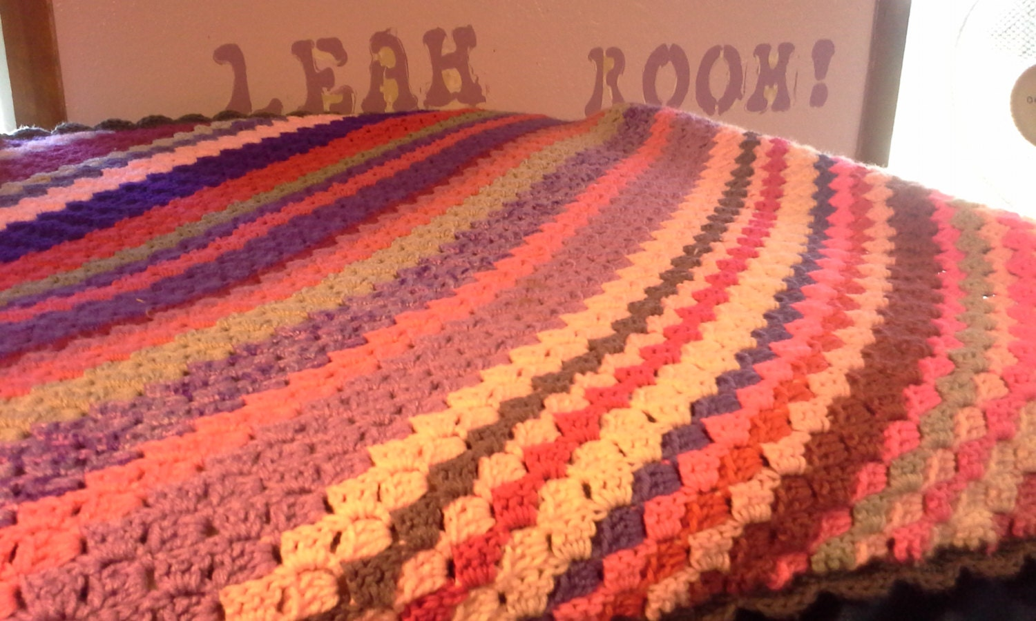 Crochet Queen Size Blanket : Corner to corner queen size crochet blanket by BendelsKnits