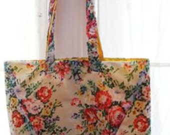 Tutorial- How to make lined bag out of 2 old umbrellas