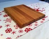 Solid Oak Chopping Board.
