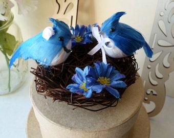 Items Similar To Toronto Blue Jays Wedding Cake Topper Bride Groom Hat Jersey On Etsy