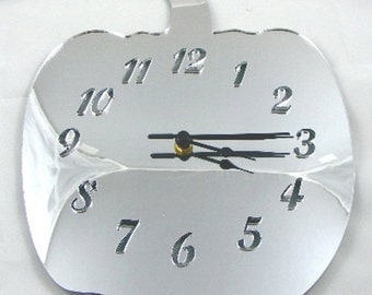 Bell Pepper Clock Mirror - 2 Sizes Available