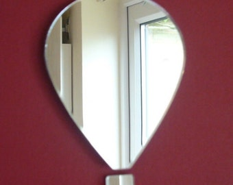 Hot Air Balloon Shaped Mirrors - 5 Sizes Available