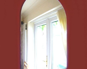 Arch Shaped Mirrors -  5 Sizes Available