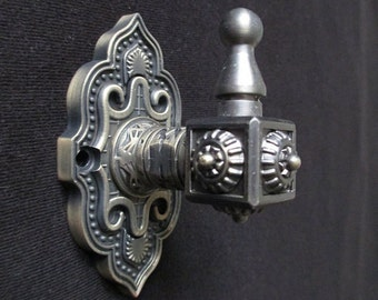 Wall Hooks Decorative Hook Antique Brass Coat Hangers Rack