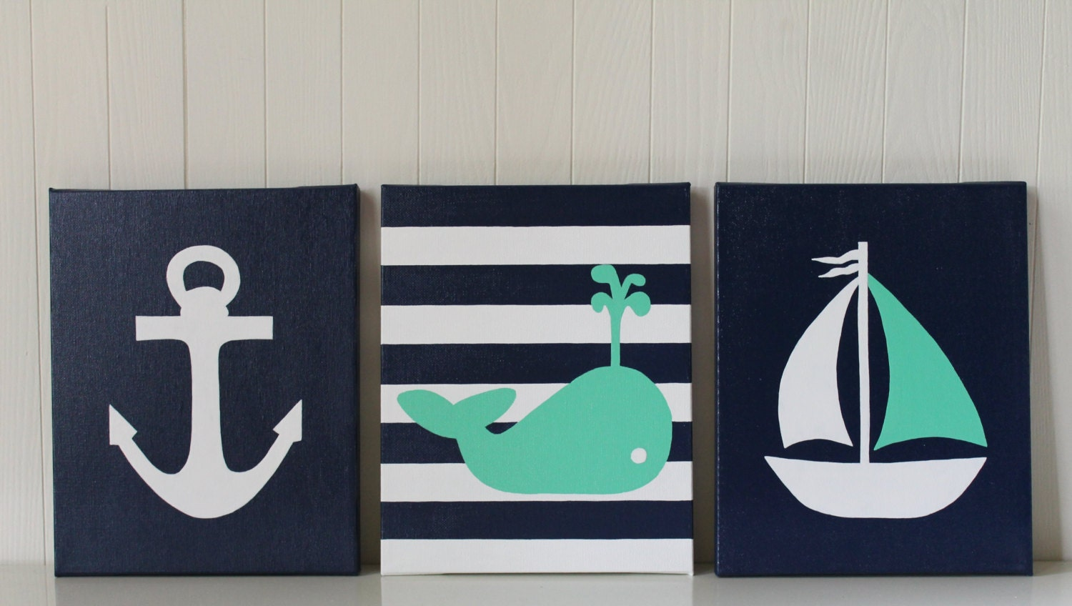 nautical nursery decor nautical painting whale nursery navy