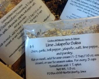 Salsa Kit, Salsas Gift Box, Salsa Dip Gift Box