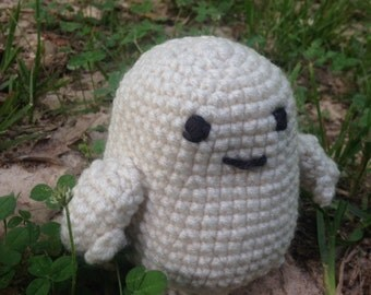 Doctor Who Inspired Crocheted Adipose Doll