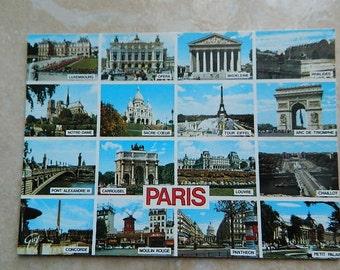 """French Postcard """"Paris"""""""