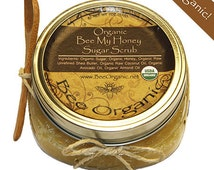 Bee My Honey Organic Sugar Scrub
