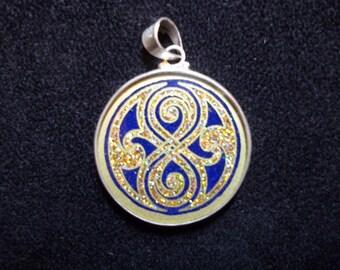 Seal of Rassilon Pendant