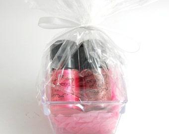Gift Wrapping for Nail Polish
