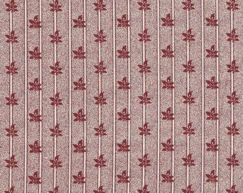 Chanteclaire Quilt Fabric - J Roche and C Kramer - Reproduction 1825-1850