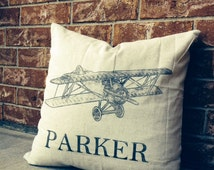 Popular Items For Airplane Pillow On Etsy