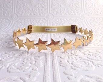 The Mega Be a Star Crown- Gold or Silver