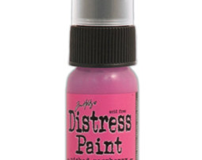 Ranger Tim Holtz PICKED RASPBERRY Distress Paint Dabber TDD36418
