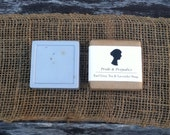 Pride & Prejudice Earl Grey and Lavender Goat's Milk Soap