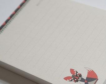 Foxy Notepad