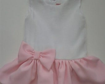 Newborn Puffball Baby Dress